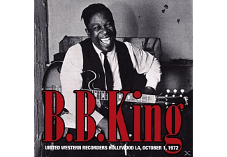 B.B. King - United Western Recorders Hollywood, Oct.1972 - (CD)