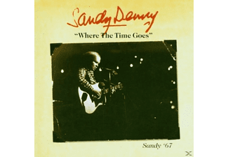 Sy Denny, Sandy Denny - Who Knows Where The Time Goes - (CD)