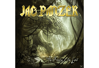 Jag Panzer - The Scourge Of Light - (Vinyl)