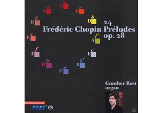 Gunther Rost - 24 Preludes op.28 - (SACD Hybrid)