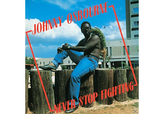 Johnny Osbourne - Never Stop Fighting - (Vinyl)