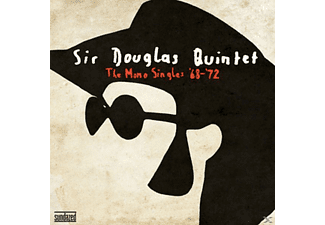 The Sir Douglas Quintet - The Mono Singles '68-'72 2-Lp - (Vinyl)