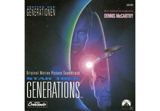 Dennis Mccarthy, Original Soundtrack-star Trek - Star Trek Generations - (CD)