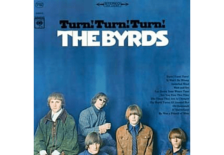 The Byrds - Turn! Turn! Turn! - (Vinyl)