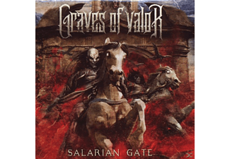 Graves Of Valor - Salarian Gate - (CD)