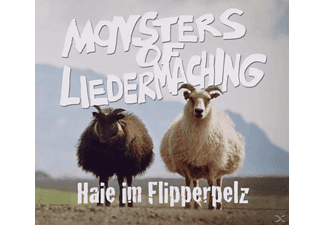Monsters Of Liedermaching - Haie Im Flipperpelz - (CD)