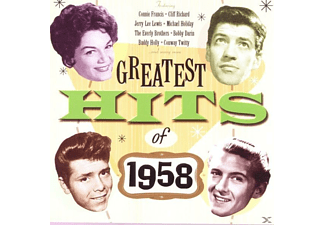 VARIOUS - Greatest Hits Of 1958 [CD]