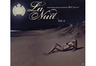 Various/DJ Jondal (Mixed By) - La Nuit Vol.2 (Rare Lounge Grooves) [CD]