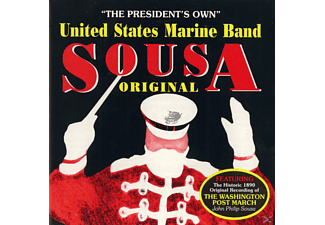 United States Marine Band - Sousa Original - (CD)