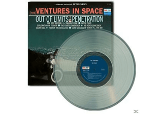 The Ventures - Ventures In Space-Colored Vinyl Lp-1000 Copies - (Vinyl)