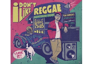 VARIOUS - I Don't Like Reggae - (CD)