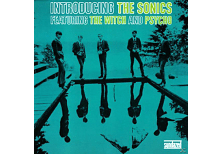 Sonics - Introducing The Sonics - (CD)