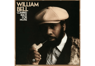 William Bell - Coming Back For More [CD]