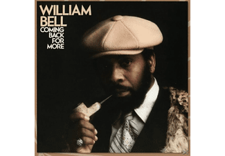 William Bell - Coming Back For More - (CD)