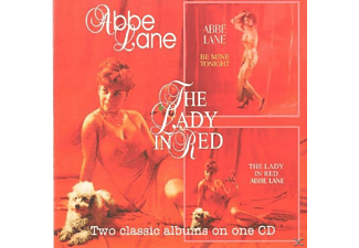 Abbe Lane - The Lady In Red - (CD)
