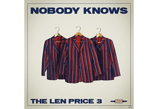 The Len Price 3 - Nobody Knows - (CD)