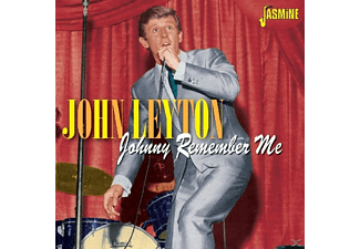 John Leyton - Johnny Remember Me - (CD)