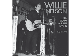 Willie Nelson - THE STORM HAS JUST BEGUN - (Vinyl)