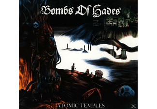 Bombs Of Hades - Atomic Temples [CD]