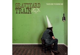 The Graveyard Train - Takes One To Know One [Clear Vinyl] - (Vinyl)