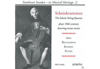 The Schein String Quartet - Streichquartette - (CD)
