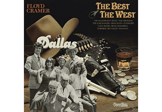 Floyd Cramer - Dallas & The Best Of The West - (CD)