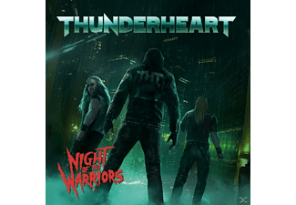 Thunderheart - Night Of The Warrriors - (CD)