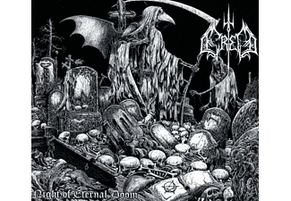 Ered - Night Of Eternal Doom - (CD)