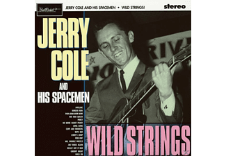 Jerry & His Spacemen Cole - Wild Strings ! (180g) - (Vinyl)