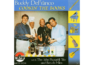 Buddy DeFranco - Cookin' The Books [CD]