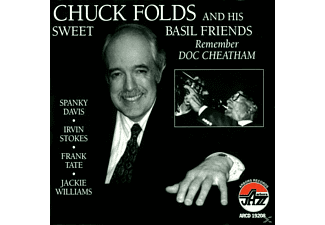 Chuck & His Sweet Basil Friends Folds - Remeber Doc Cheatham [CD]