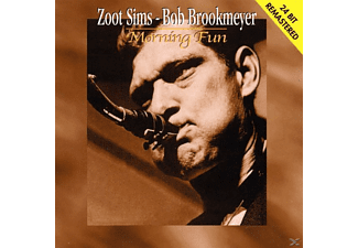 Sims, Zoot / Brookmeyer, Bob - Morning Fun - (CD)