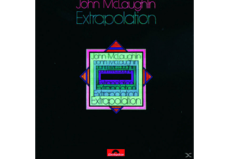 John McLaughlin - Extrapolation - (CD)