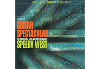 Speedy West - Guitar Spectacular - (CD)