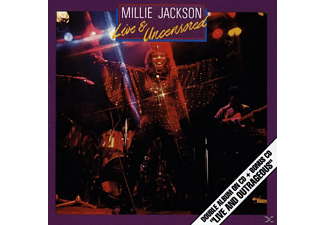 Millie Jackson - Live And Uncensored/Live And Outrageous [CD]