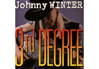Johnny Winter - 3rd Degree [CD]
