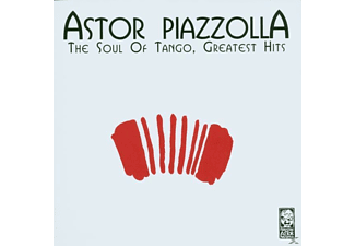 Astor Piazzolla - Soul Of Tango, The-Greatest Hits [CD]