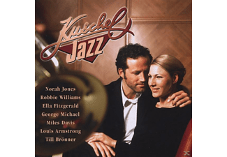 VARIOUS - Kuscheljazz Vol.1-From Lounge With Love [CD]