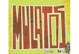Omar Sosa - Mulatos [CD]