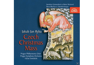 Th Prague Philharmonic Choir & Sym, Blachut/Smetacek/PS/+ - Tschechische Weihnachtsmesse - (CD)
