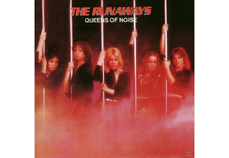 The Runaways - Queens Of Noise - (CD)