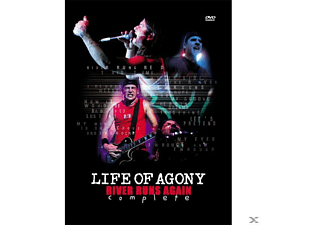Life Of Agony - RIVER RUNS AGAIN: LIVE 2003 (DVD + DCD) - (CD)
