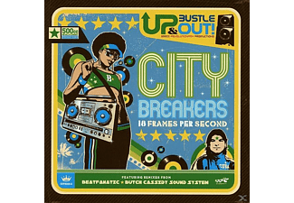 Up Bustle & Out - City Breakers: 18 Frames Per Second - (CD)