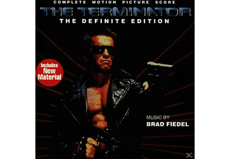 Ost-original Soundtrack - Terminator-Definite Edition [CD]