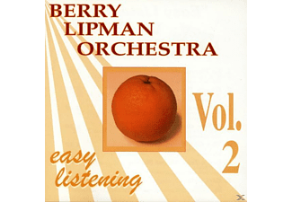 Berry Orchestra Lipman - Easy Listening Vol.2 [CD]