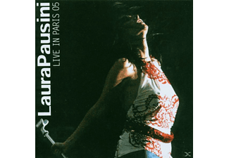 Laura Pausini - Live In Paris 05 - (CD)