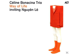 Céline Trio Bonacina, Celine Bonacina - Way Of Life [CD]