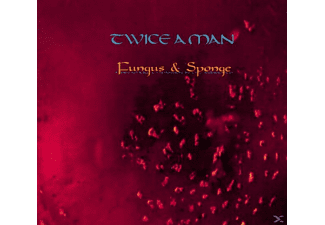 Twice A Man - Fungus & Sponge (A Dreamlike Expansion In The Audiofield) - (CD)