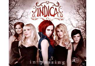 Indica - In Passing (2track) [CD]