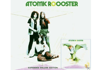 Atomic Rooster - Atomic Rooster - (CD)